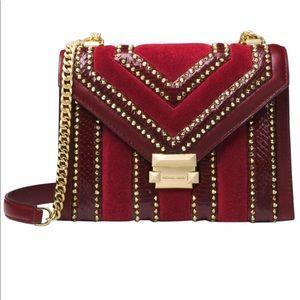 MICHAEL KORS Whitney Convertible Shoulder Bag